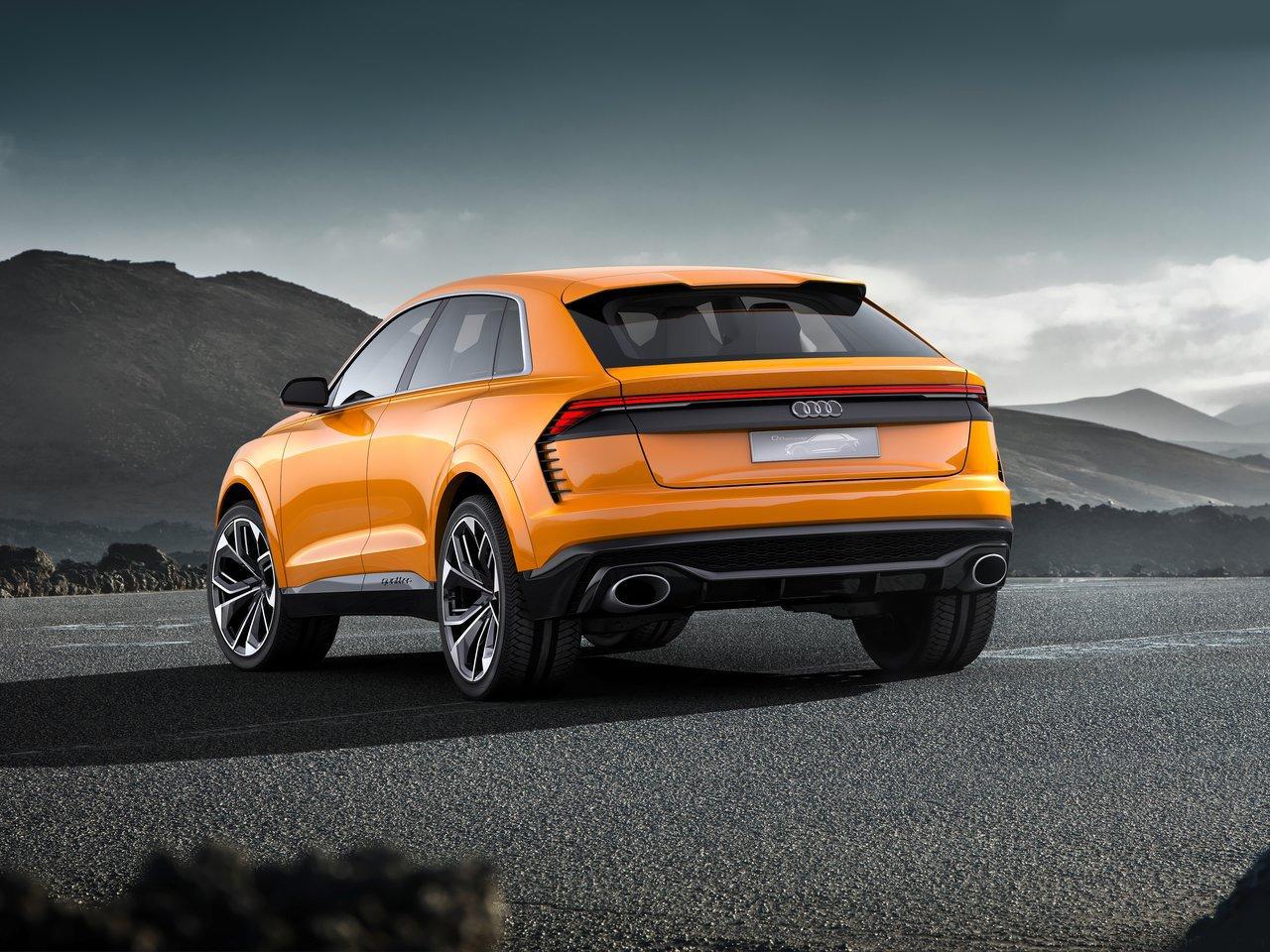 Audi Q8 India Launch Date Price Specifications Design