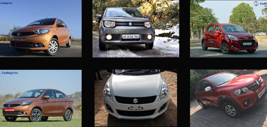 Best Cars Under 5 Lakhs >> Top Cars Under Rs 5 Lakh in India