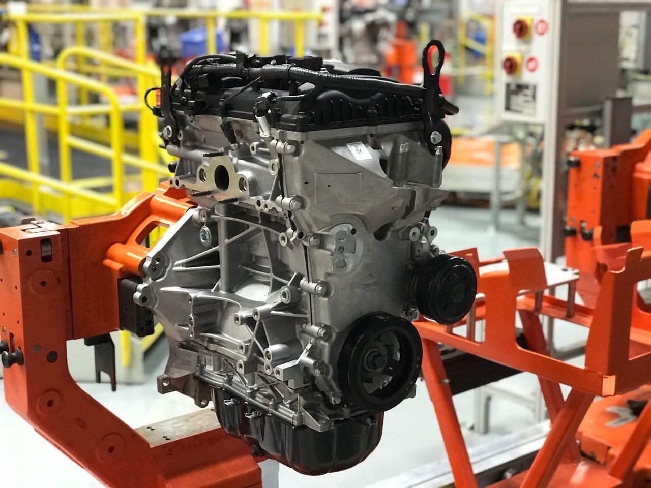 Get New Engine Car