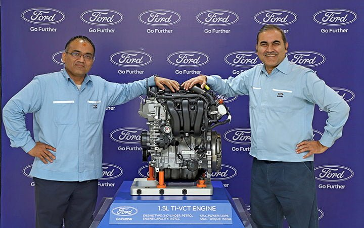 ford 1.5 dragon engine images