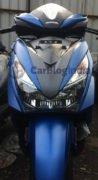 honda grazia 125cc automatic scooter pic