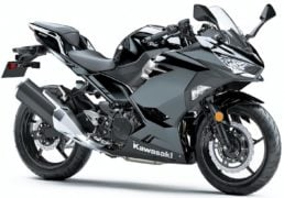 kawasaki ninja 400 india black