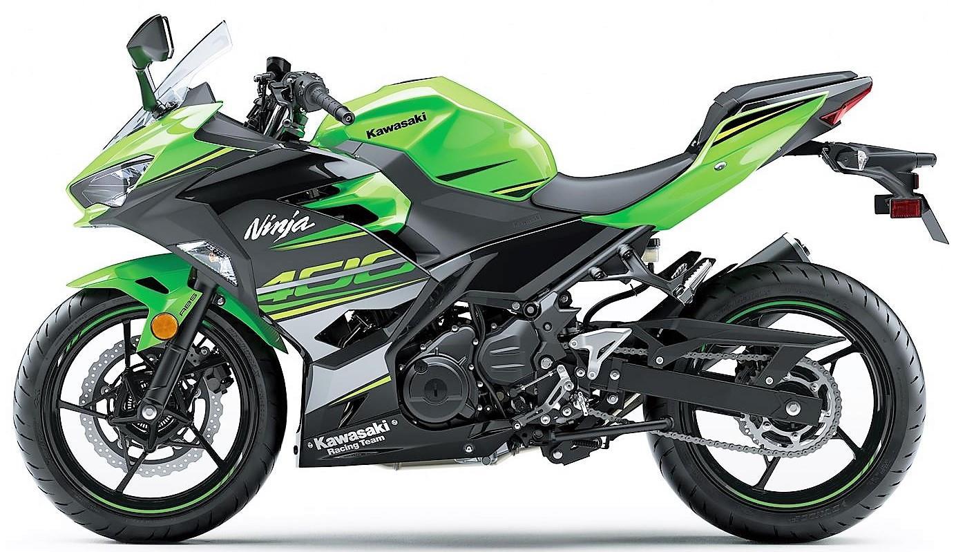Kawasaki Motorcycle Windscreans