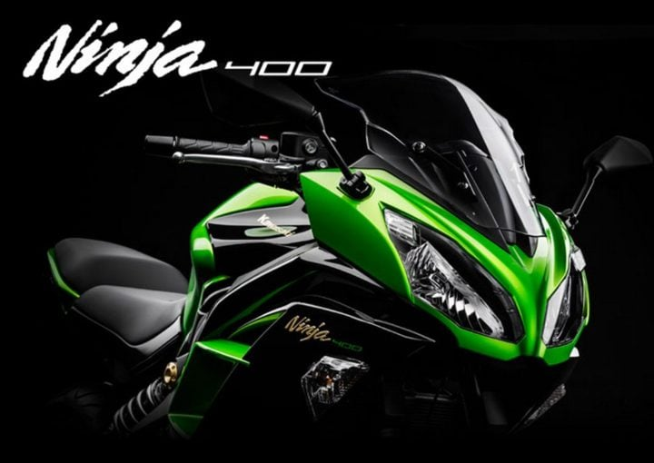 kawasaki ninja 400 india wallpaper