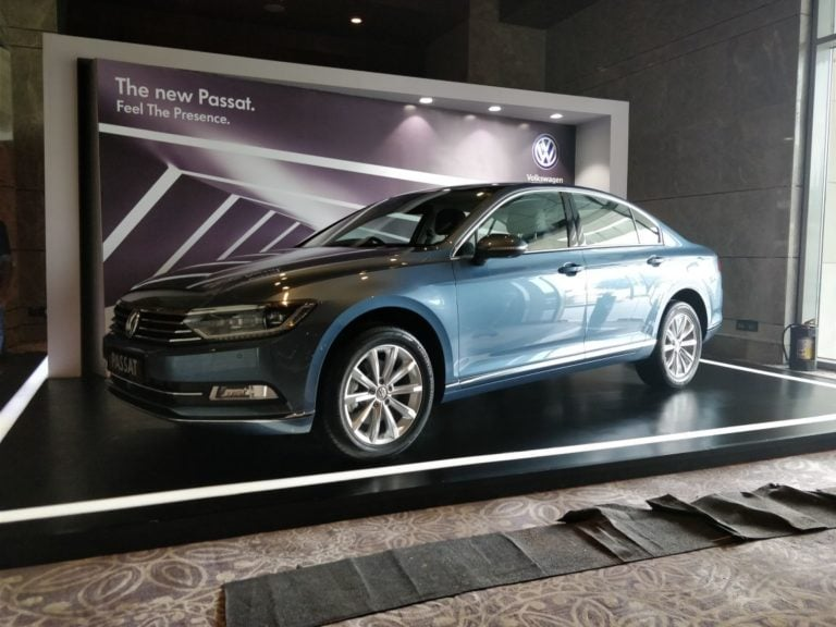 All New Volkswagen Passat Launched at Rs 29.99 Lakh