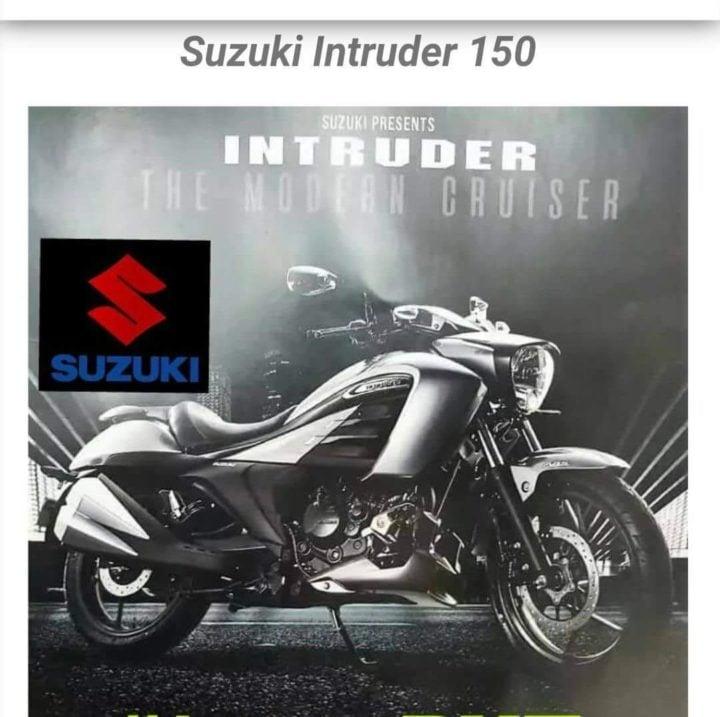 suzuki intruder 150 india images-1