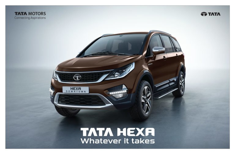 Tata Hexa Downtown Urban Edition Launched; Prices Start at Rs 12.18 Lakh