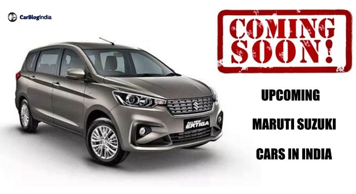 upcoming maruti cars in india image