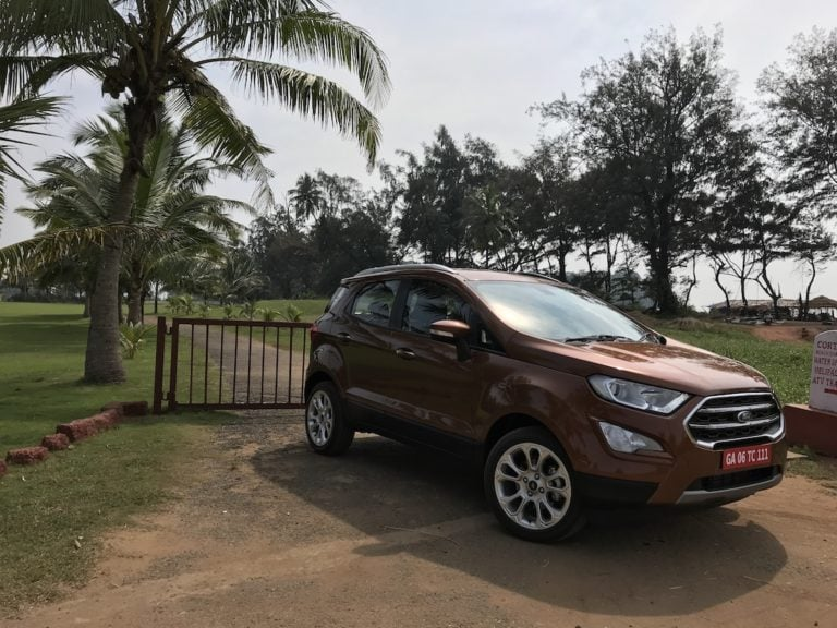 Ford Ecosport Gets New Features With Hiked Prices – Report