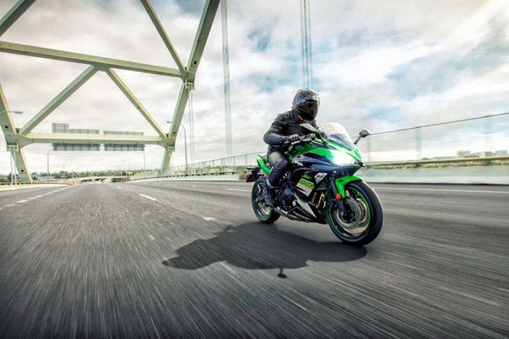 2018 Kawasaki Ninja 650 KRT Edition