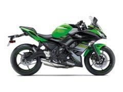 2018 Kawasaki Ninja 650 KRT Edition images