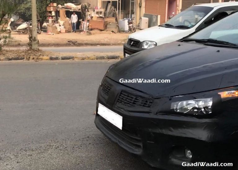 2018 Maruti Ciaz Facelift Spied in India; Auto Expo 2018 Debut Likely