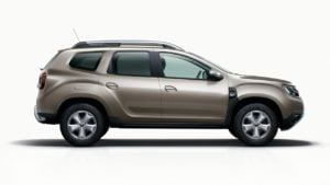 2018 Renault Duster Side Profile