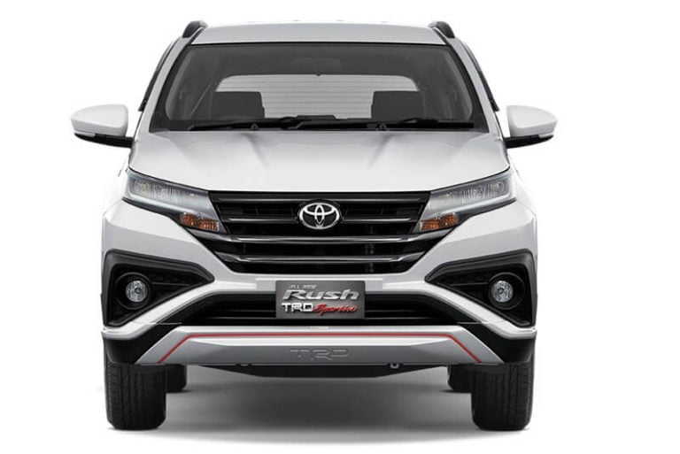 """Toyota To Launch An """"Affordable SUV"""" aka Toyota Rush In India Soon?"""
