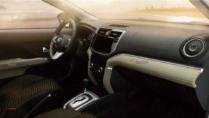 2018 Toyota Rush interior dashboard images