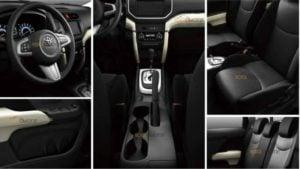 2018 Toyota Rush interior features images