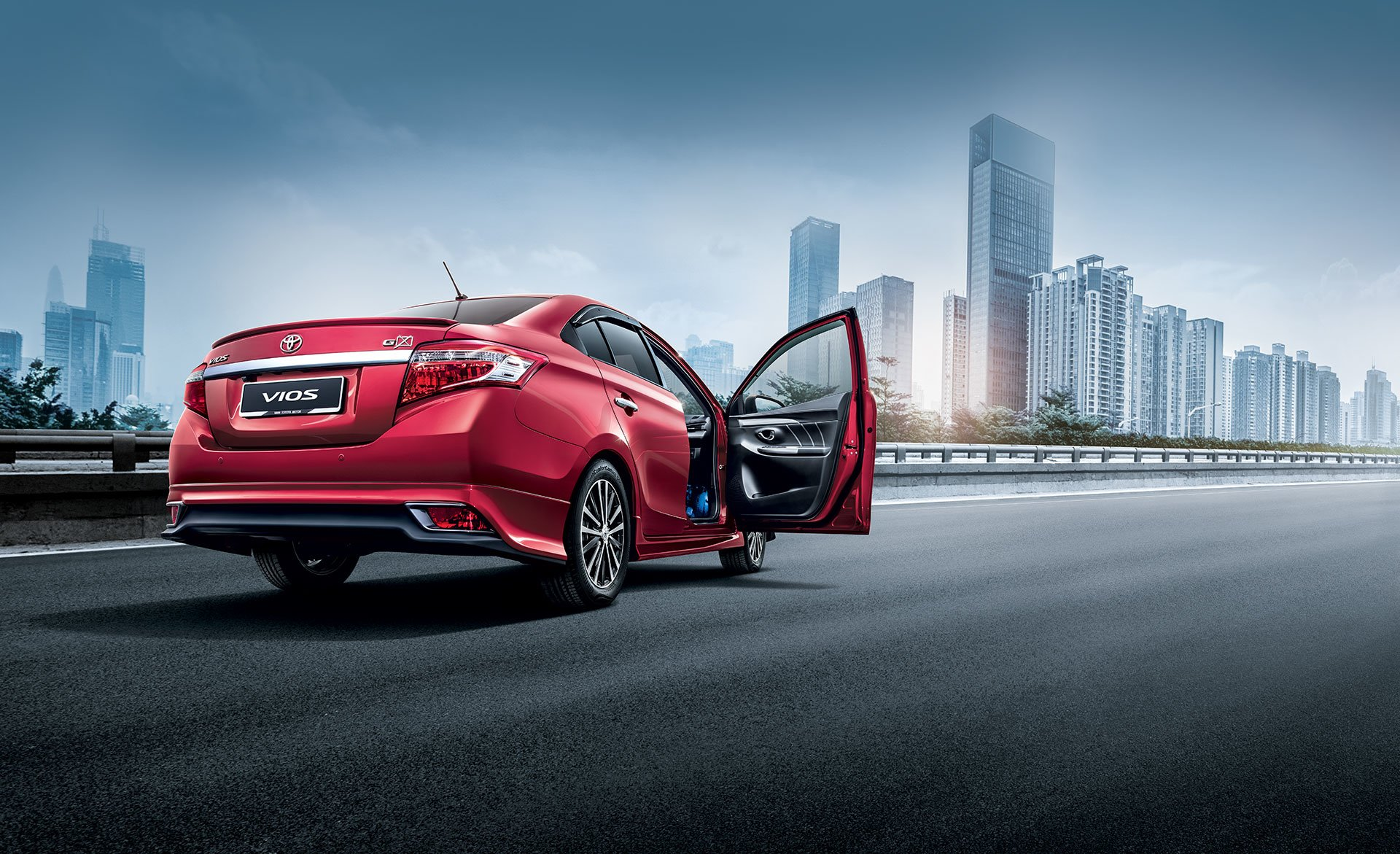 Toyota vios india launch in early 2018 expect honda city - Car key wallpaper ...