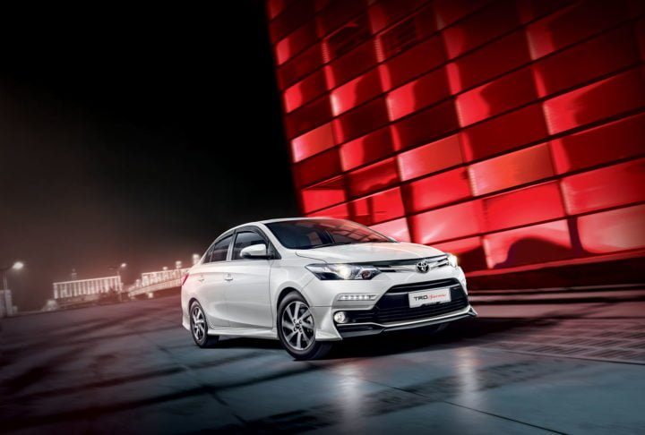Toyota Vios India