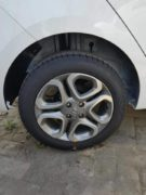 2018 hyundai elite i20 alloy wheels