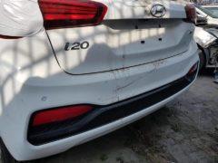 2018 hyundai elite i20 rear bootlid images