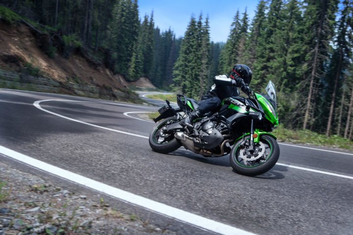 2018 kawasaki versys 650 india images