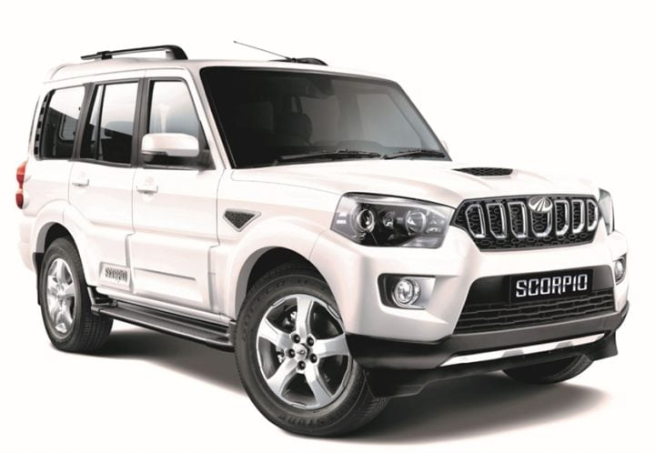 2018 Mahindra Scorpio Facelift Launched Price Rs 9 97 Lakh