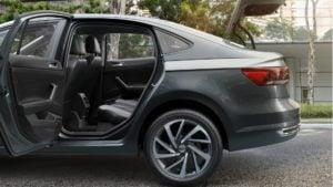 2018 volkswagen virtus images interior rear seat