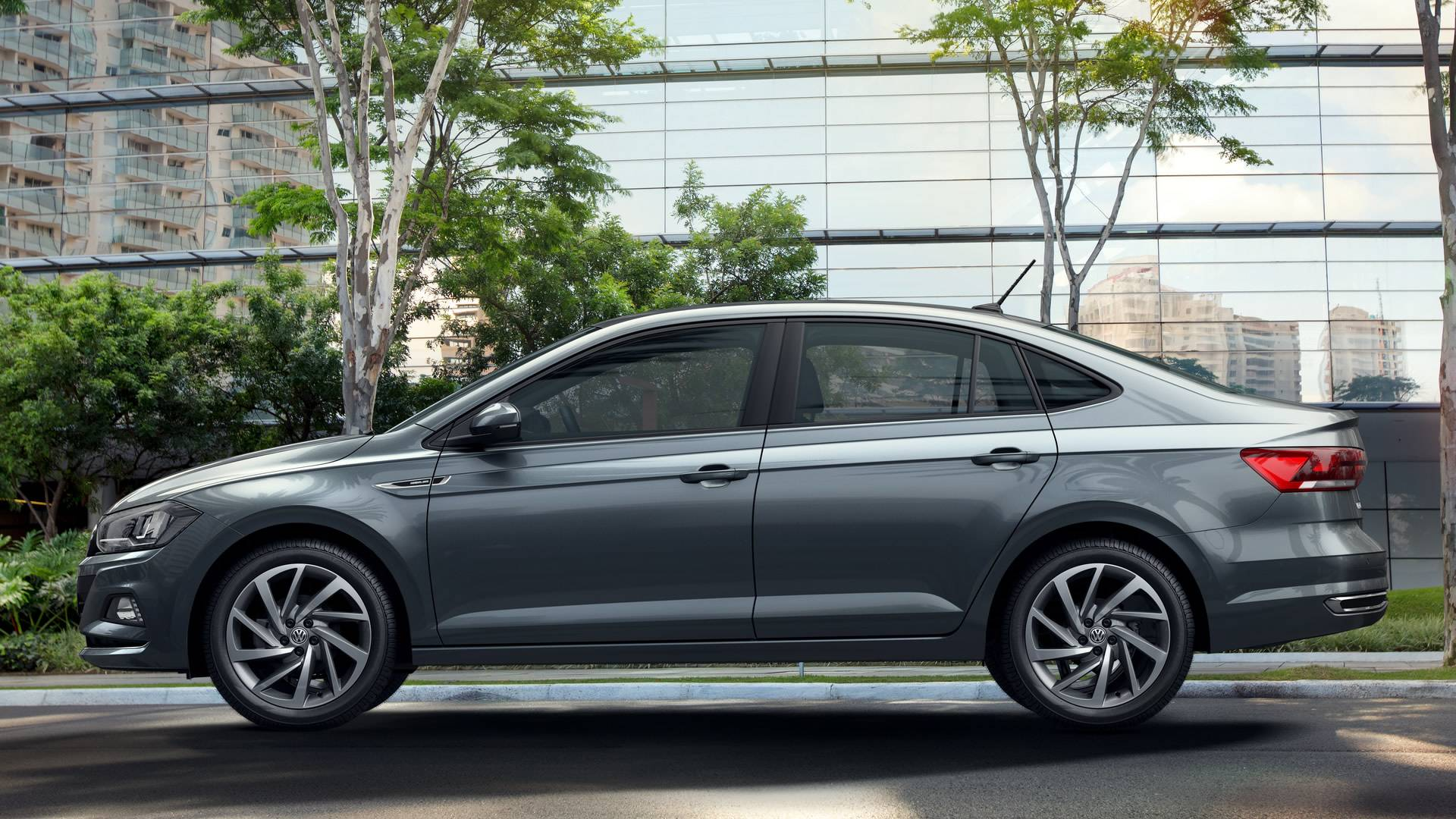 2018 Volkswagen Virtus Revealed To Replace Vento In India