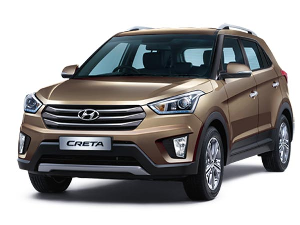 new model Hyundai creta