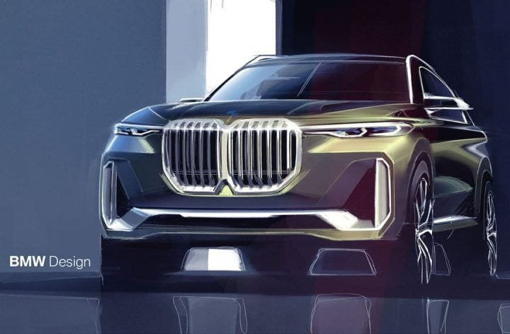 Bmw X8 Will Be Unveiled By 2020 Pictures And Details Inside