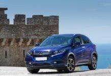 Honda Vezel India Launch Images Front Angle