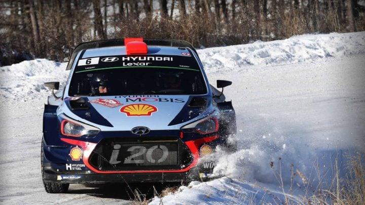 Hyundai 2017 WRC