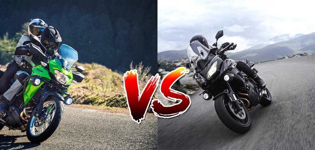 Kawasaki Versys X-300 vs Versys 650 Comparison