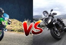 Kawasaki Versys X-300 vs Versys 650 Comparison