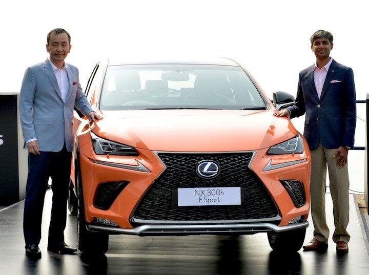 Lexus Nx 300h Price In India
