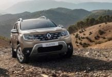 Renault Duster 2018 India specifications