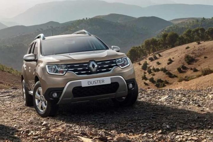upcoming suv at auto expo 2018 - Renault Duster 2018 India specifications