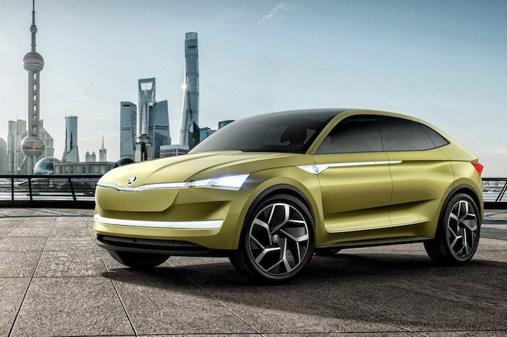 Upcoming Cars in India Skoda Affordable Platform