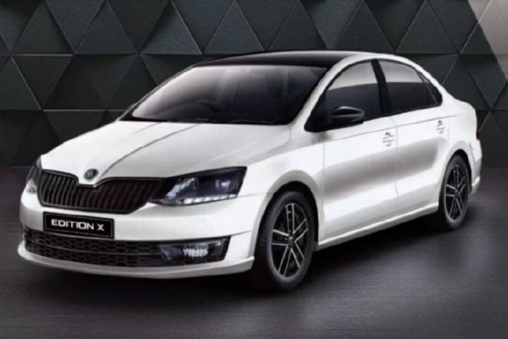 Skoda Rapid Edition X Images