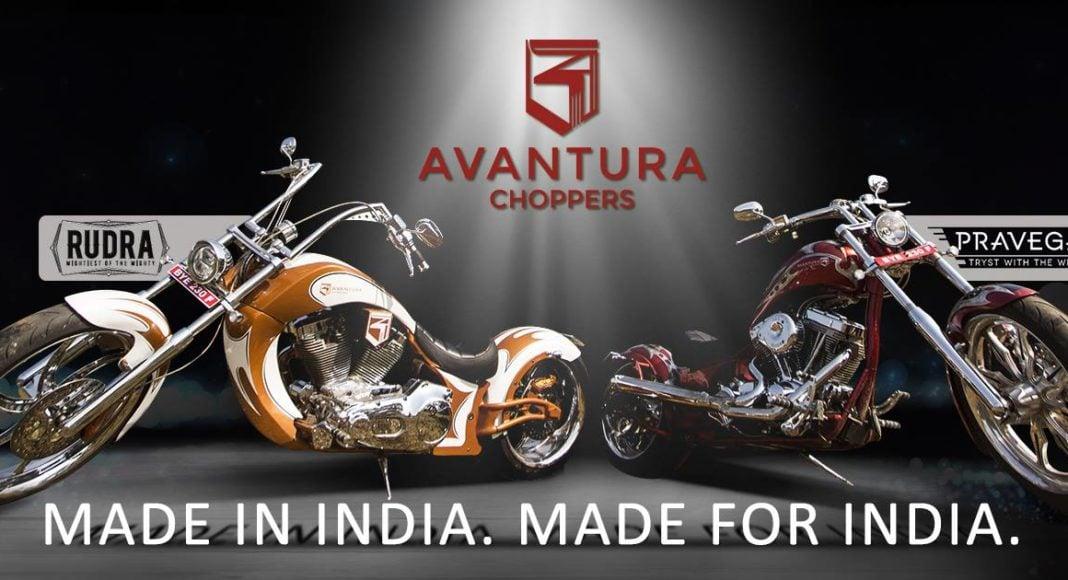 avantura choppers india images
