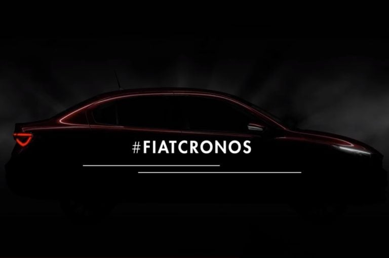 Fiat Cronos (Linea Replacement) Teased; Will it Launch in India?