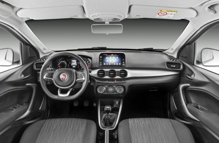fiat cronos interior images interior dashboard