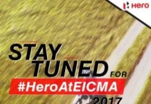 hero impulse 250cc adventure motorcycle images