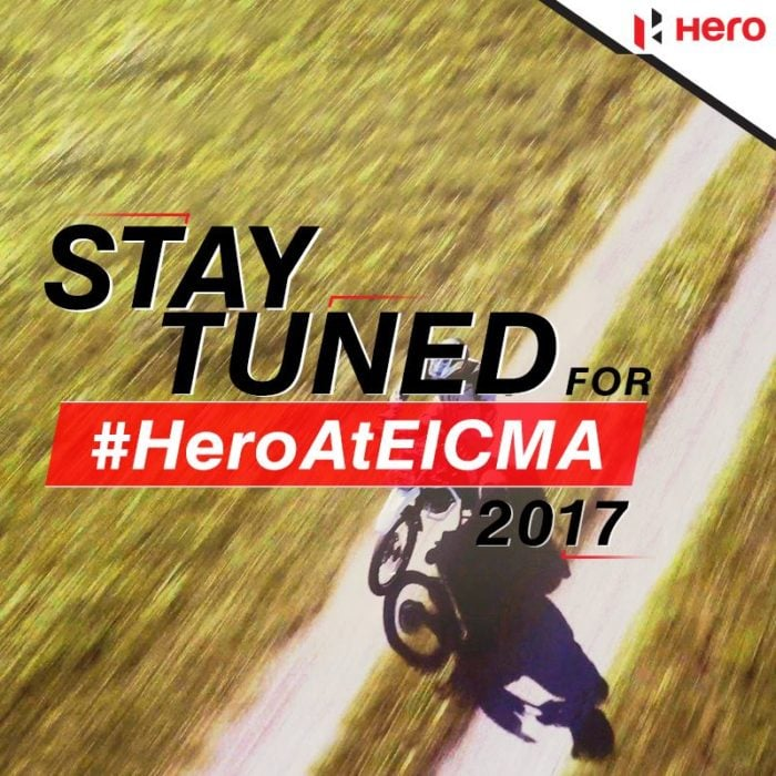 Hero Impulse 250cc Teased Ahead of EICMA Debut