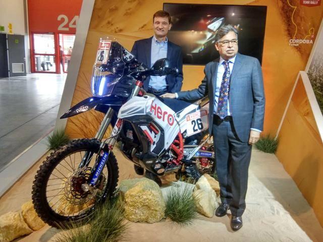 hero motocorp premium motorcycle dealerships