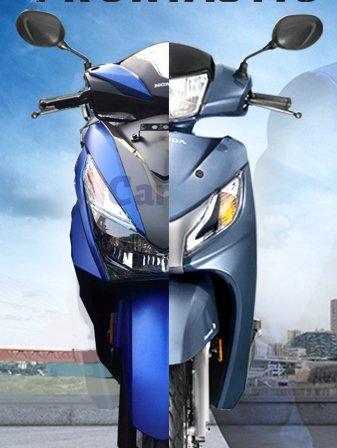 Honda Grazia Vs Honda Activa 125 Price Specs Features Images