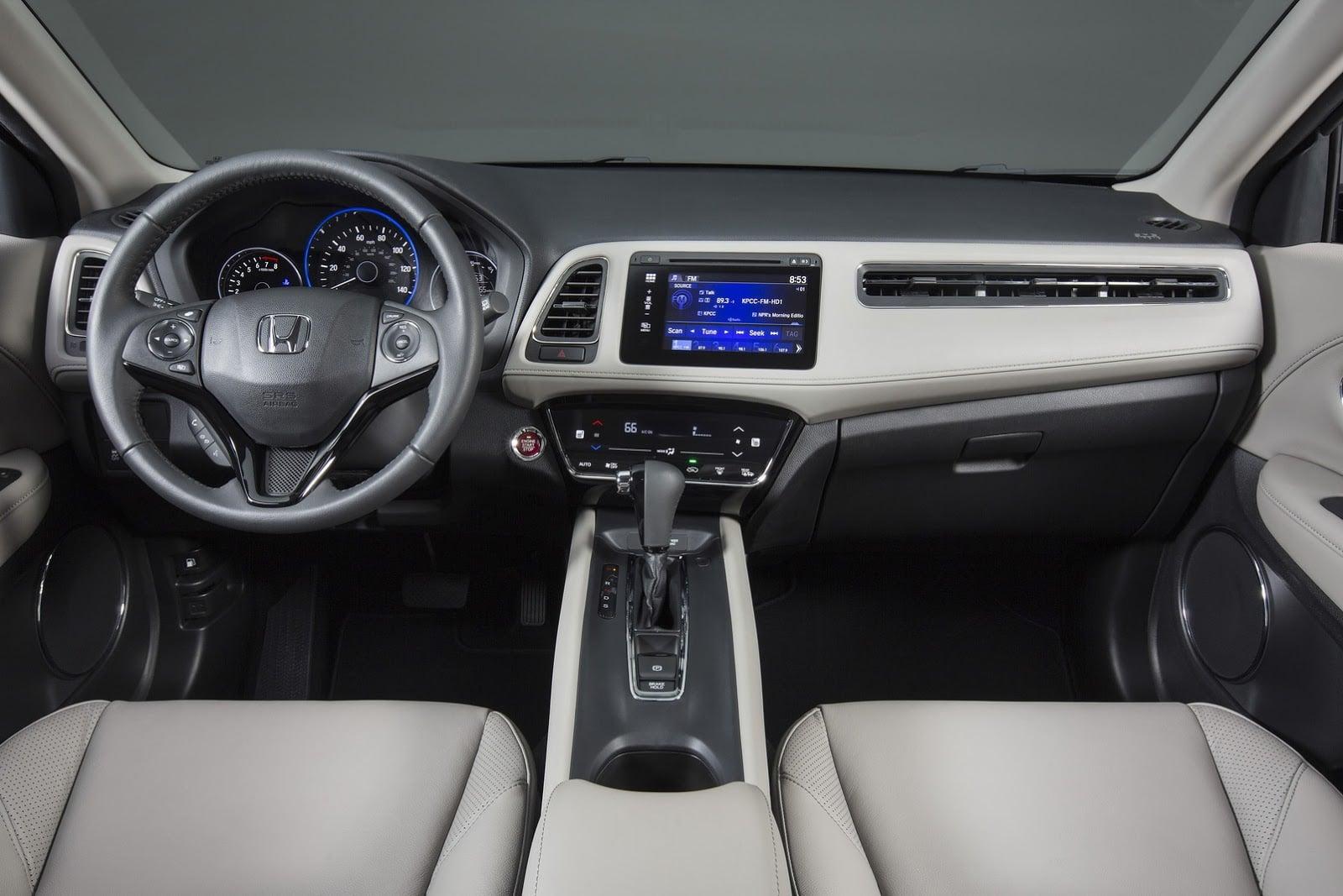 Honda Hr V 2018 Interior