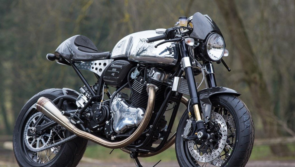 kinetic Norton motorcycles dominator images