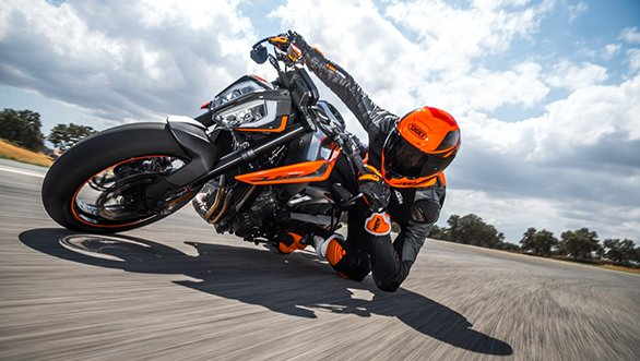 KTM Duke 790 Breaks Cover at EICMA 2017; India Launch Likely
