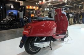 lambretta scooters india launch images v200